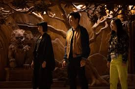 He, along with other asian and asian american superheroes, became a main character in greg pak's agents of atlas series in 2019. Shang Chi And The Legend Of The Ten Rings Review Mcu S Best Action Indiewire