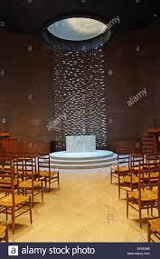 Mit Chapel Designer Saarinen Crossword Mit Chapel By Eero Saarinen Stock Photo 61292823 Alamy