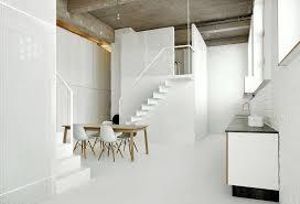 Two Small Lofts Inside A Loft Impressive 1 Bedroom Loft Minimalist Collection