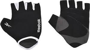 <b>Перчатки Reebok S/M серый</b> RAEL-11133GR купить в интернет ...
