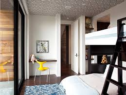 modern guest bedroom ideas. View In Gallery Modern Guest Room Design With Fancy Bunk Beds Bedroom Ideas T