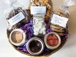snack food gift basket