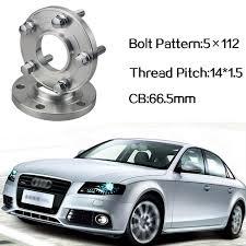 Audi Bolt Pattern Mesmerizing Jinke 48pcs 48x48488 4848CB Centric Wheel Spacer Hubs M484848 Bolts For