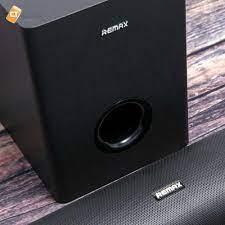 Mã SKAMPUSHA8 giảm 8% đơn 300K] Dàn loa âm thanh Bluetooth Remax RTS-10