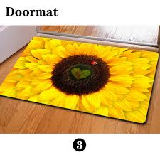 Sunflower Kitchen Sunflower Kitchen Mat Promotion Shop For Promotional Sunflower