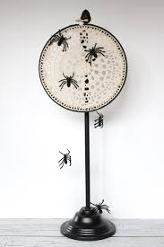 How To Make A Spider Web Dream Catcher 100 Spooky Kids Crafts Yesterday On Tuesday 46