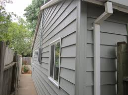 exterior wall materials used in