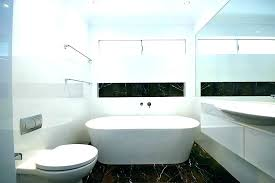 stand up bathtub stand up bathtub alone bathtubs bathroom modern with back to wall toilet free