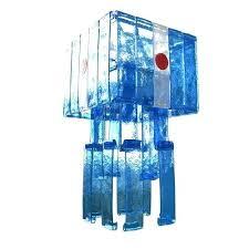 magnificient blue glass chandelier h7532612 blue glass chandelier globes