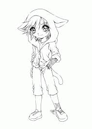 Are you looking for the best adorable and cute coloring pages for your kids? Cute Anime Coloring Pages Coloring Home