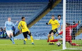 Phil Foden grabs late winner to stun Borussia Dortmund and earn Manchester  City slender advantage