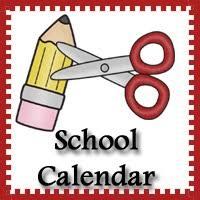 Image result for School Calendar icon