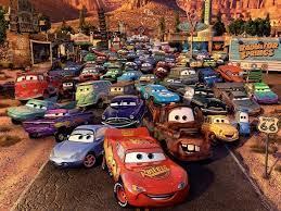 Disney Pixar Cars Wallpaper ...