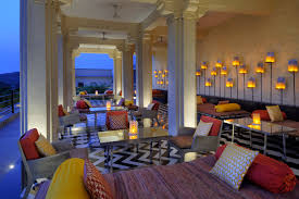 Living Room Bar And Terrace Index Of Raas Devigarh Dining Options High Res Images