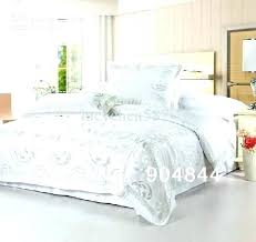 white full bedding sets full bedding set white bed comforter sets noble silk cotton bedding set