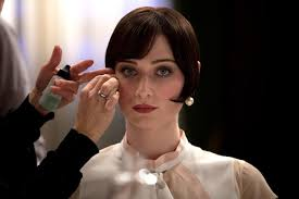 the great gatsby behind the scenes makeup
