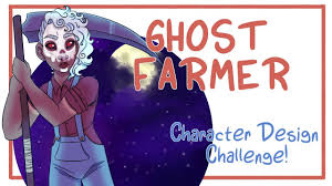 Character Design Prompt Generator Ghost Farmer Character Design Challenge Random Aesthetic Generator
