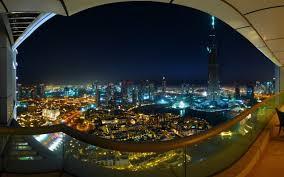 Download Wallpaper 2560x1600 Dubai Burj Dubai Night