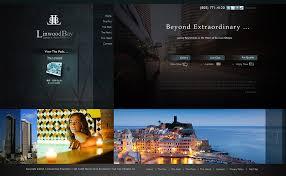 apartment website design. Luxury Apartment Website Design A