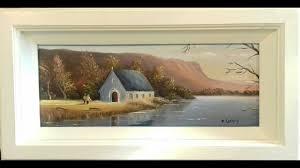 how to paint landscapes part 1