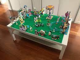 diy lego coffee table with storage