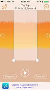 Iphone Ringtone Designer App Ringtone Designer 2 0 Entertainment Music Apps Ios Cool