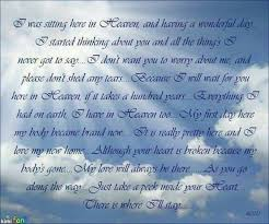Heaven Quotes For Loved Ones 40 QuotesBae Classy Heaven Quotes For Loved Ones