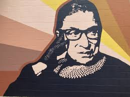 After premiering at the 2018 sundance film festival, the film was released in the united states on may 4. Ruth Bader Ginsburg Mural Completed In Downtown Manhattan News Radio Kman