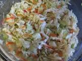 7 day coleslaw  lite eating