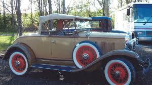 1931 Chevrolet Cabriolet | W151 | Indianapolis 2013