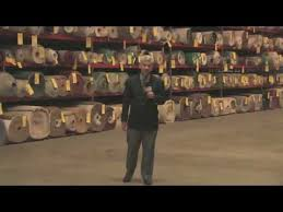 Carpet Manufacturers Warehouse with Alan Mendelson 2010