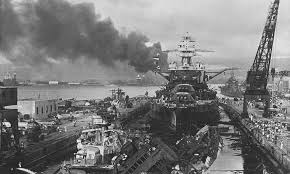 Pearl Harbor attack: 1941 pictures show America