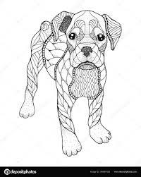 Honden Kleurplaat Volwassenen Frauen Malvorlagen Malvorlagen1001 De