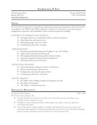 Resume Project Manager Construction Construction Project Manager ...
