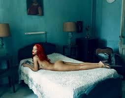 Erotica foto of young model eliska jada love the white anal dick