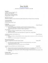 Resumebjective Science Examples Medical School Statement Scientific
