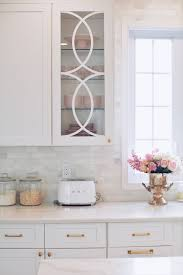 Kitchen Glass Design Images Kitchen Glass Cabinets Archives The Pink Dream