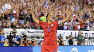 16, 2021 1:03 pm et u.s. Uswnt Legend Carli Lloyd Announces Retirement Soccerwire