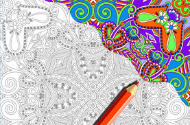 Color therapy version of the game: Adult Coloring Book Apps To Relax You Anywhere Divas And Dorks