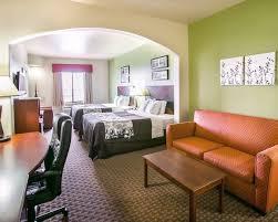 San Antonio Hotel Suites 2 Bedroom Sleep Inn Suites Near Seaworld Hotels In San Antonio Tx