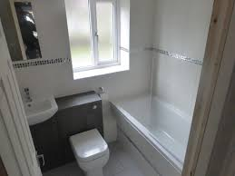 White Bathroom Suite Recent Completed Kitchens Bedrooms And Bathrooms Leeds City
