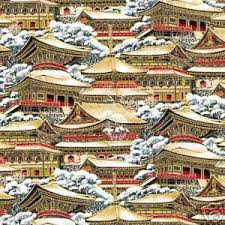 Japanese Geisha Fuji Kyoto Asia Japan Zen Cotton Fabric Quilt ... & Japanese Geisha Fuji Kyoto Asia Japan Zen Cotton Fabric Quilt Fabric C82 Adamdwight.com