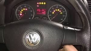 2007 Vw Jetta Steering Wheel Light Reset Oil Light Vw Rabbit Service Reset