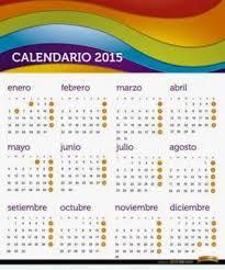 6 Nuevos Calendarios 2015 Gratuitos Editables Y Listos Para