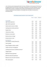 checklist for house inspection printable home inspection checklist business mentor