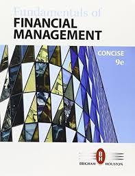Access Financial Management Bundle Fundamentals Of Financial Management Concise Edition Loose