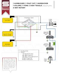 wiring diagrams seymour duncan 1 hum 1 phat cat 1 hum 1 volume 1 tone 3 way toggle 5 way rotary