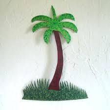 accessories palm tree metal wall art palm wall art decorative palm tree wall art palm tree  on palm tree wall art set with tropical palm tree wall art living arts the charm of palm tree wall