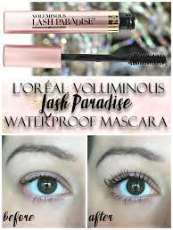l oreal voluminous lash paradise mascara