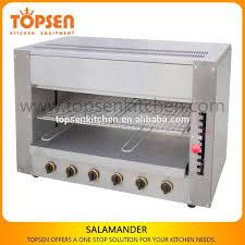 Salamander Kitchen Appliance Fast Food Kitchen Equipmentgas Kitchen Salamandermechanical